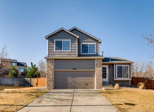 10925 Cherry Creek Court, Parker, CO 80138 (#5022889) :: The Peak Properties Group