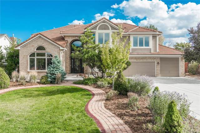 7660 Crosby Drive, Lone Tree, CO 80124 (#5022944) :: Mile High Luxury Real Estate