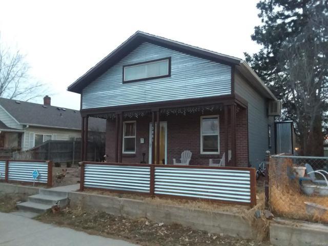 3881 S Delaware Street, Englewood, CO 80110 (MLS #5022958) :: 8z Real Estate