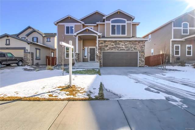 10457 Mount Lincoln Drive, Peyton, CO 80831 (#5022978) :: The DeGrood Team