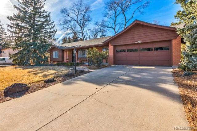 11795 W 29th Place, Lakewood, CO 80215 (#5023105) :: The Peak Properties Group