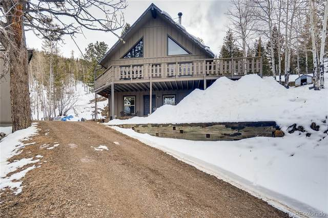 545 Hyland Drive, Evergreen, CO 80439 (#5023486) :: The DeGrood Team
