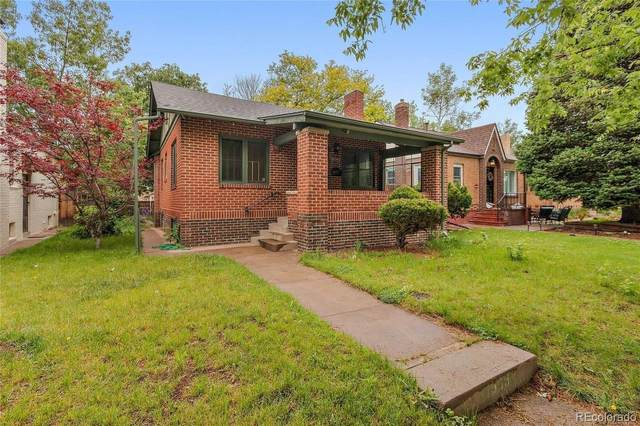 1939 S Sherman Street, Denver, CO 80210 (#5023818) :: iHomes Colorado