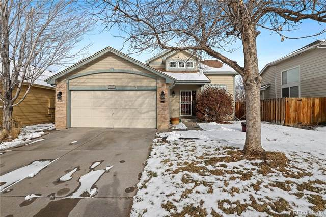 14373 E Bellewood Place, Aurora, CO 80015 (#5023941) :: Chateaux Realty Group