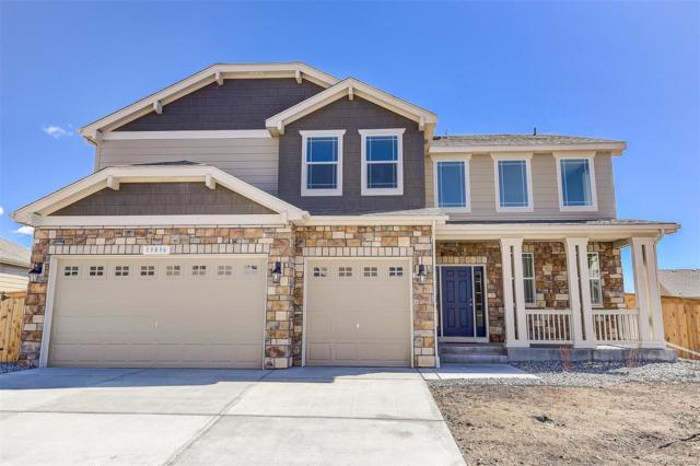 22497 E Saratoga Drive, Aurora, CO 80015 (#5024402) :: Wisdom Real Estate