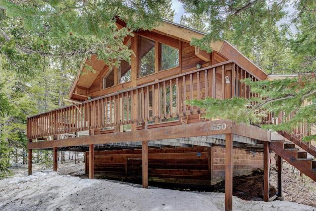 650 Brook Drive, Idaho Springs, CO 80452 (MLS #5024582) :: 8z Real Estate