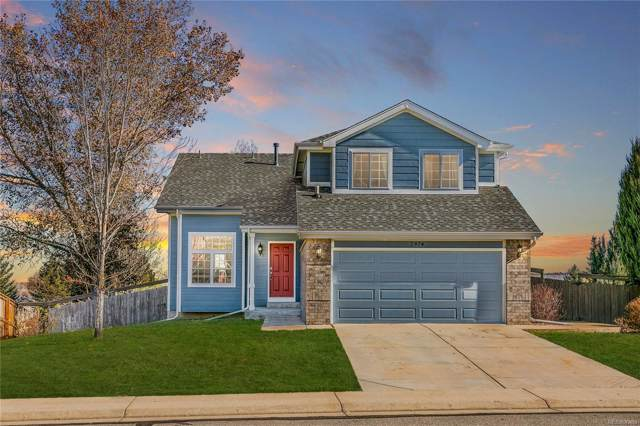 2974 Golden Eagle Circle, Lafayette, CO 80026 (#5024713) :: The DeGrood Team