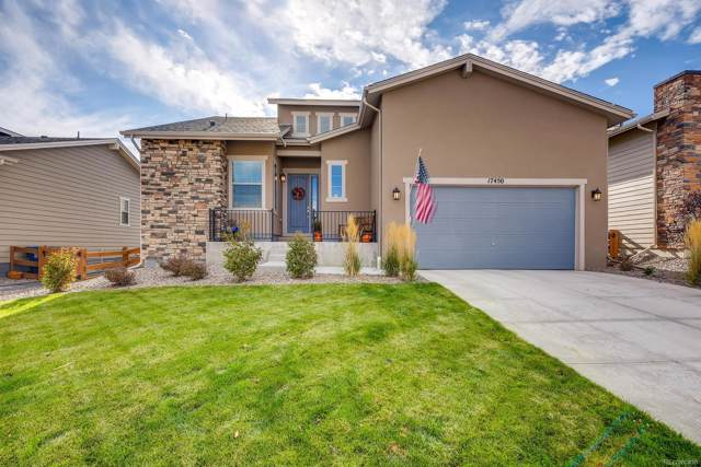 17450 W 94th Drive, Arvada, CO 80007 (#5024833) :: The DeGrood Team