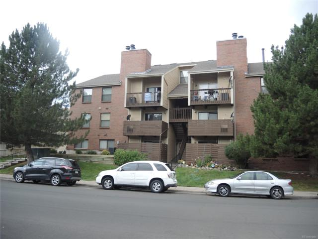 15594 E Arizona Avenue #306, Aurora, CO 80017 (MLS #5025015) :: 8z Real Estate