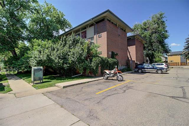 1842 Canyon Boulevard #103, Boulder, CO 80302 (MLS #5025300) :: Find Colorado