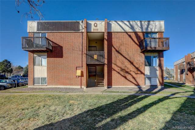 3653 S Sheridan Boulevard #11, Lakewood, CO 80235 (#5025370) :: Berkshire Hathaway HomeServices Innovative Real Estate