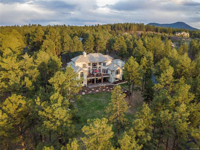 1892 Lake Drive, Larkspur, CO 80118 (#5025489) :: The HomeSmiths Team - Keller Williams
