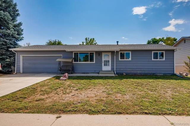 3660 E 89th Avenue, Thornton, CO 80229 (#5025671) :: James Crocker Team
