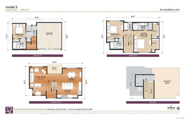 63 W 10th Avenue, Denver, CO 80204 (#5026036) :: The Griffith Home Team
