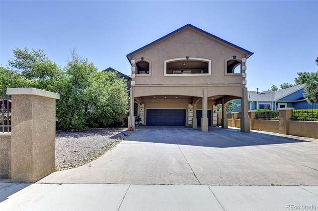 7125 Battle Mountain Road, Colorado Springs, CO 80922 (#5026039) :: The Colorado Foothills Team | Berkshire Hathaway Elevated Living Real Estate