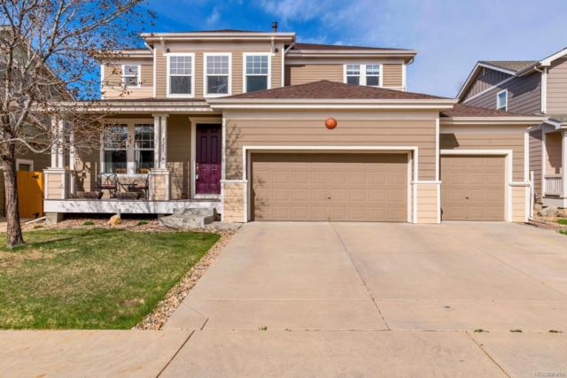 4353 S Holland Way, Littleton, CO 80123 (#5026130) :: Structure CO Group