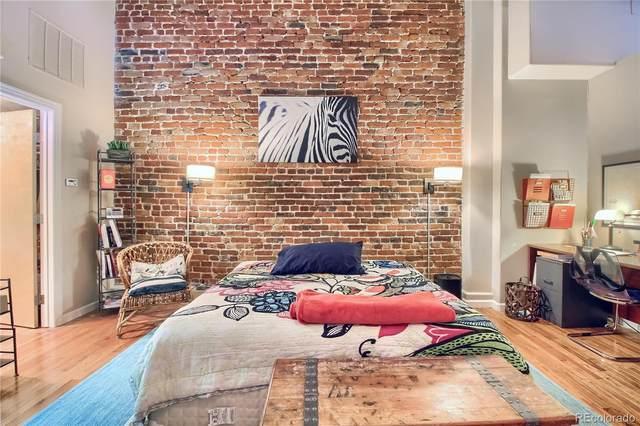 1617 California Street 3C, Denver, CO 80202 (#5026188) :: Bring Home Denver with Keller Williams Downtown Realty LLC