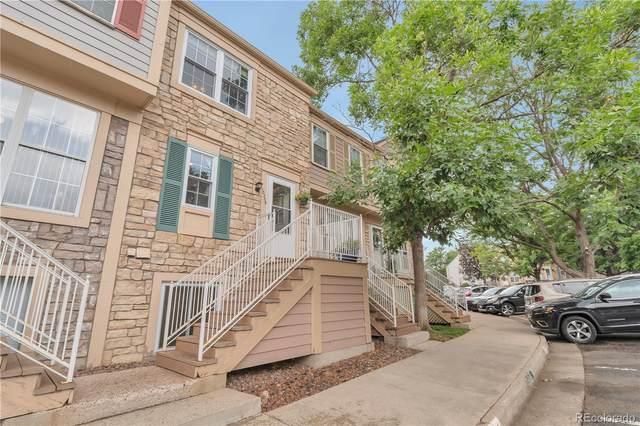 10705 W Dartmouth Avenue, Lakewood, CO 80227 (#5026259) :: Mile High Luxury Real Estate