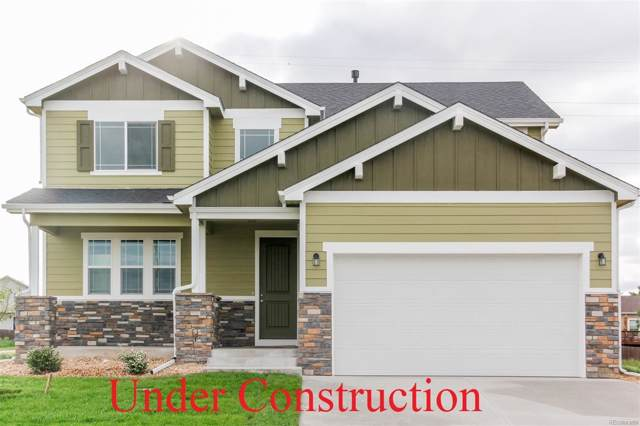 741 N Country Trail, Ault, CO 80610 (MLS #5026338) :: 8z Real Estate