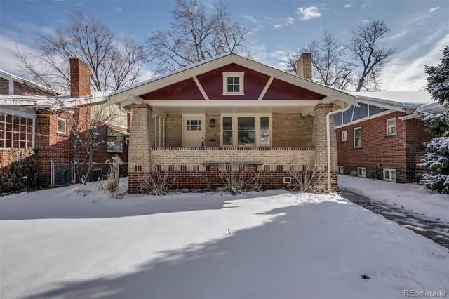 1676 Garfield Street, Denver, CO 80206 (#5026749) :: milehimodern