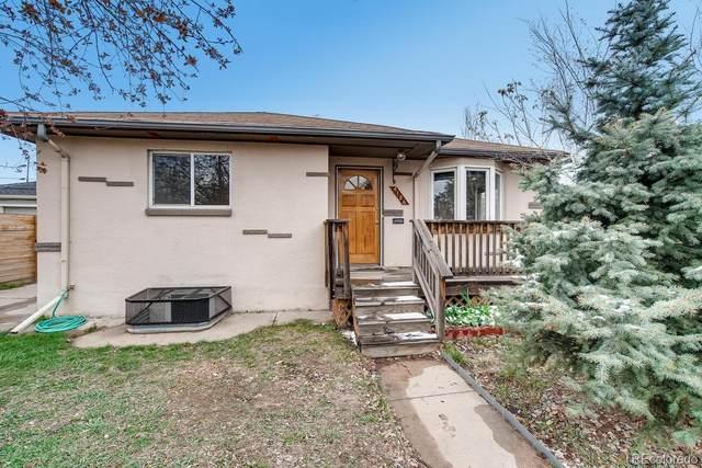 4126 Milwaukee Street, Denver, CO 80216 (#5026761) :: The Peak Properties Group