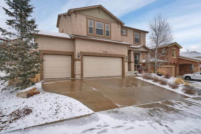 2356 Ledgewood Drive, Colorado Springs, CO 80921 (#5027021) :: HomeSmart