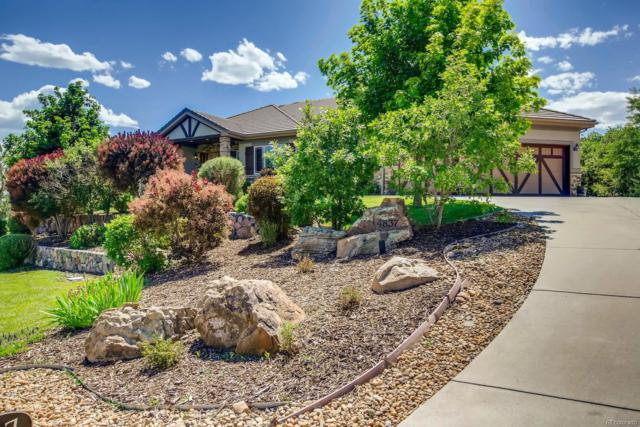 4837 Carefree Trail, Parker, CO 80134 (#5027192) :: The HomeSmiths Team - Keller Williams