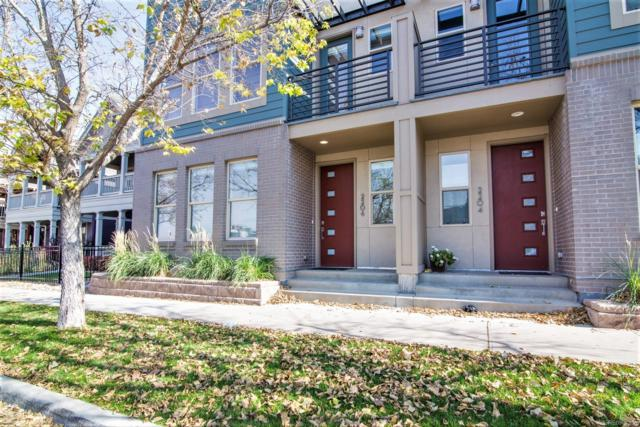 2206 Washington Street, Denver, CO 80205 (#5027205) :: The HomeSmiths Team - Keller Williams