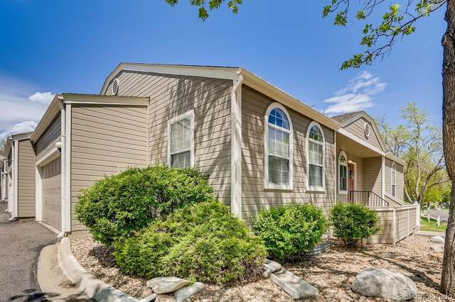 5725 W Asbury Place, Lakewood, CO 80227 (#5027248) :: The DeGrood Team