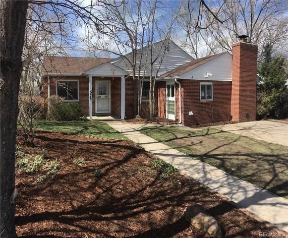 575 S Clay Street, Denver, CO 80219 (MLS #5027442) :: 8z Real Estate