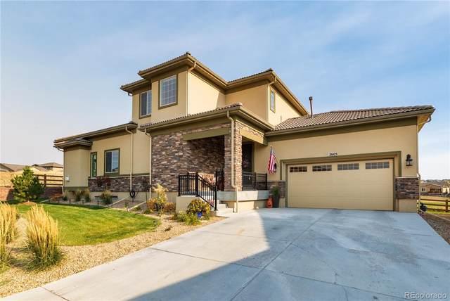 2605 Reserve Court, Erie, CO 80516 (MLS #5027544) :: Kittle Real Estate
