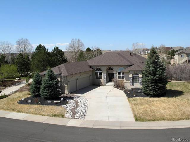 2051 Kahala Circle, Castle Rock, CO 80104 (#5028113) :: The Heyl Group at Keller Williams