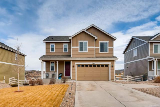 5546 Echo Hollow Street, Castle Rock, CO 80104 (#5028370) :: HomeSmart Realty Group