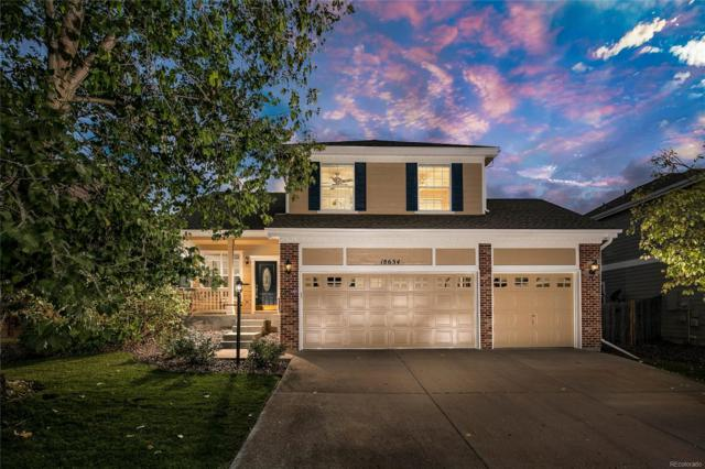 18634 E Crestridge Drive, Aurora, CO 80015 (#5028501) :: The Griffith Home Team
