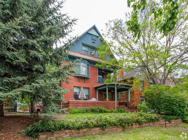 1625 N Downing Street, Denver, CO 80218 (#5028510) :: iHomes Colorado