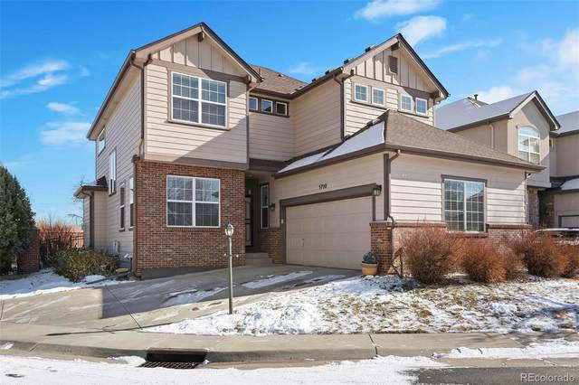 1710 S Poplar Street, Denver, CO 80224 (MLS #5028697) :: Wheelhouse Realty