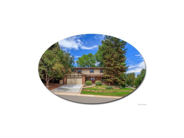 3597 E Davies Avenue, Centennial, CO 80122 (#5028898) :: The Peak Properties Group