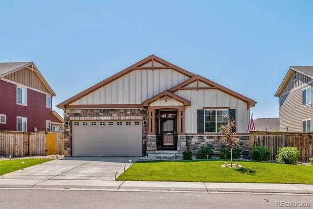 7720 E 137th Place, Thornton, CO 80602 (#5029313) :: The Margolis Team