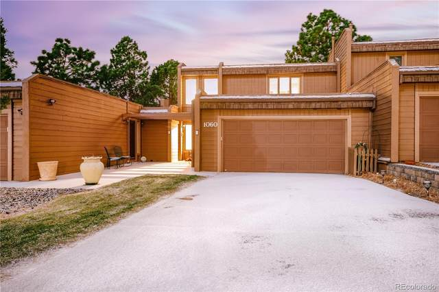 1060 Hill Circle, Colorado Springs, CO 80904 (#5029420) :: Realty ONE Group Five Star
