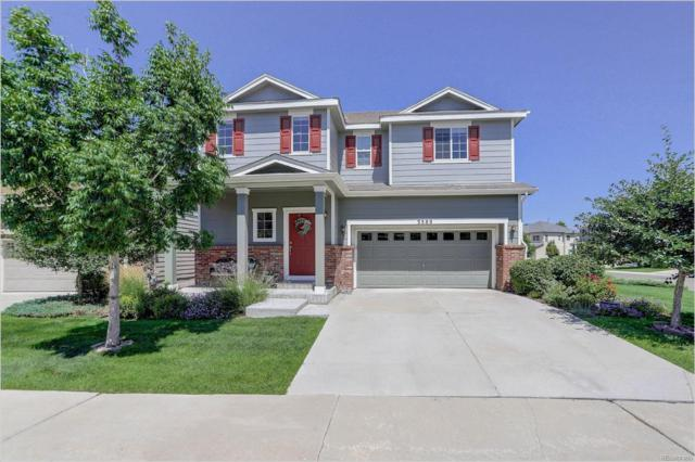 3589 E 140th Place, Thornton, CO 80602 (#5029486) :: James Crocker Team