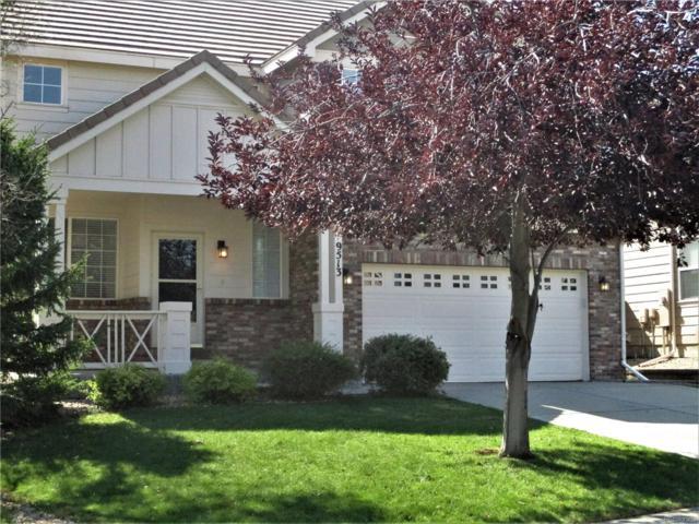 9513 Longstone Drive, Parker, CO 80134 (#5029642) :: The Peak Properties Group