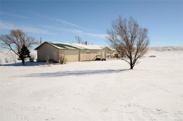 13445 Paint Mine Road, Calhan, CO 80808 (#5029924) :: Wisdom Real Estate