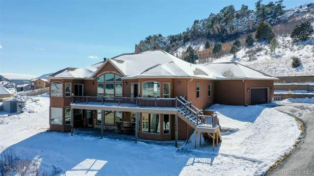5608 Country Club Drive, Larkspur, CO 80118 (#5029966) :: The Dixon Group