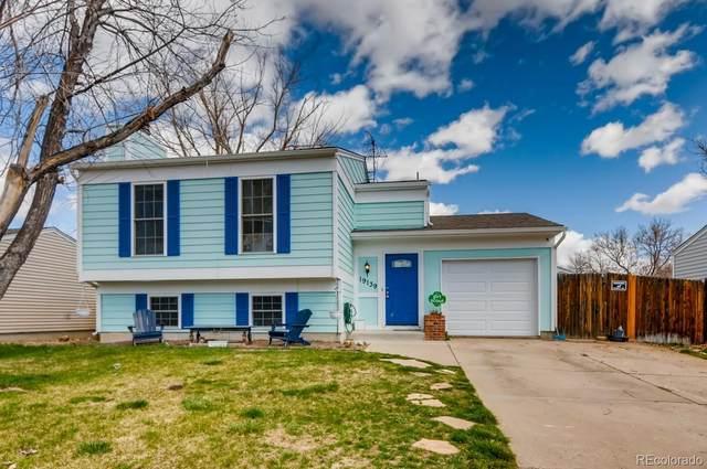 19139 E 21st Circle, Aurora, CO 80011 (MLS #5030337) :: 8z Real Estate