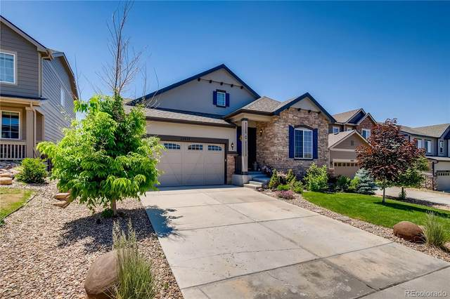 22632 E Bellewood Drive, Aurora, CO 80015 (#5030438) :: The HomeSmiths Team - Keller Williams