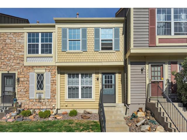 2501 E Nichols Circle, Centennial, CO 80122 (#5030551) :: The Sold By Simmons Team