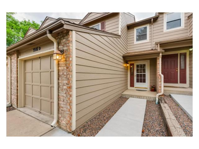 3541 S Telluride Circle D, Aurora, CO 80013 (MLS #5031194) :: 8z Real Estate