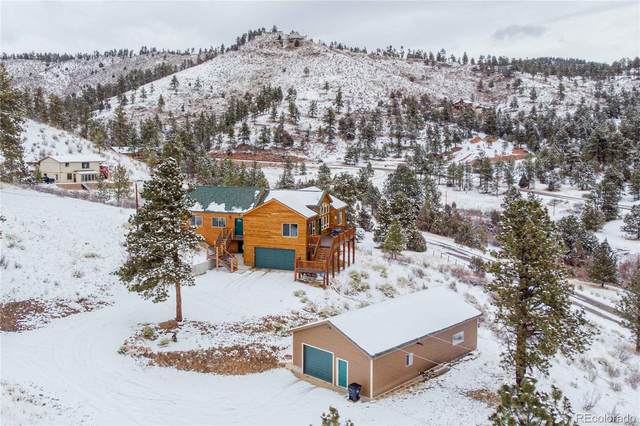 15459 Ouray Road, Pine, CO 80470 (#5031531) :: Berkshire Hathaway Elevated Living Real Estate