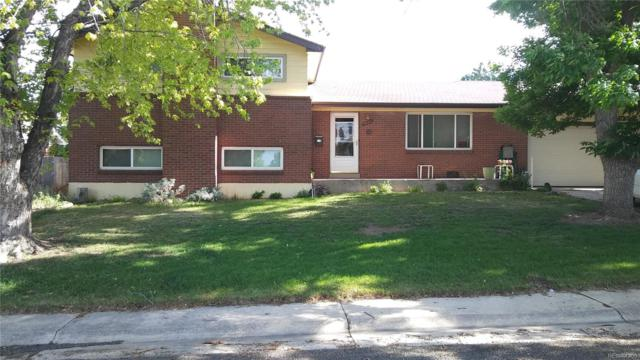 1450 W 104th Place, Northglenn, CO 80234 (#5031744) :: The Healey Group