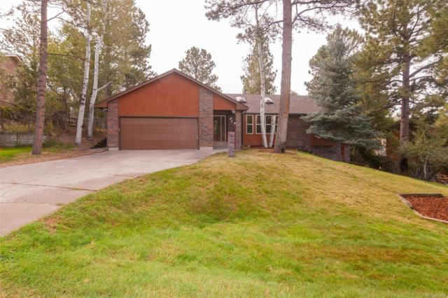 6372 Powell Road, Parker, CO 80134 (#5032089) :: The Peak Properties Group